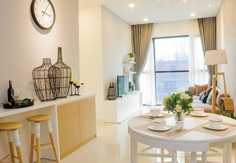 Căn 2 Phòng Ngủ Tầng 12A – Park 2 View Nội Khu