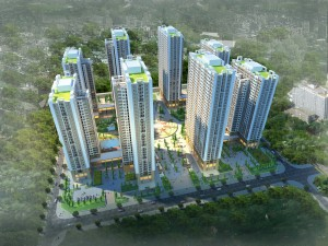 Xuất hiện dự án chung cư vừa túi tiền quy mô lớn tại quận Nam Từ Liêm - Hà Nội
